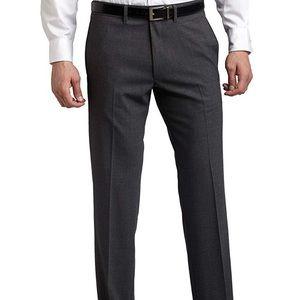 BOSS 'Caban' Gray Dress Pants